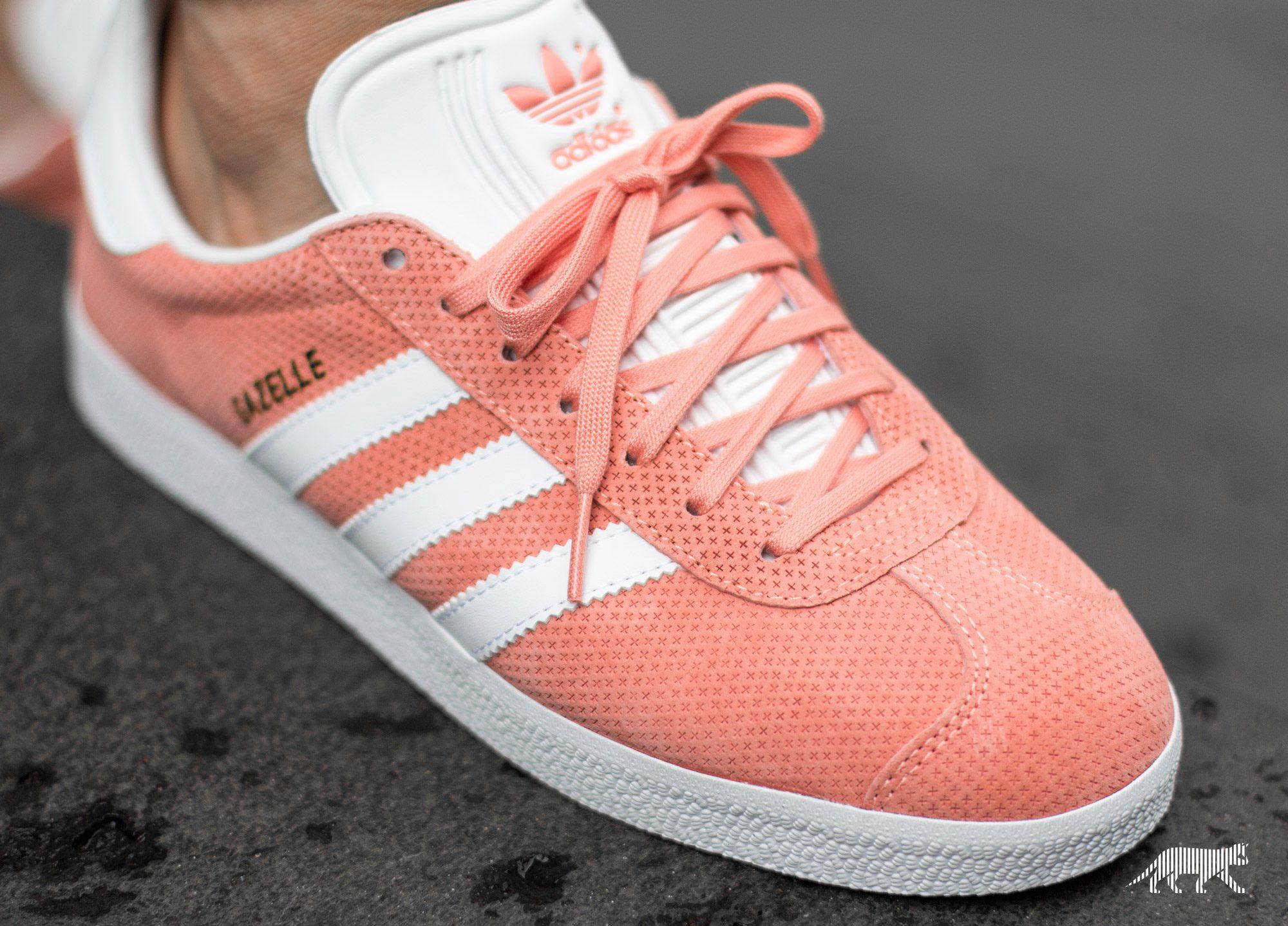 adidas gazelle rose homme