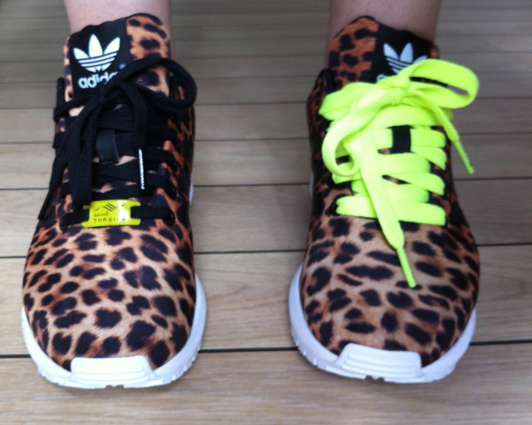 adidas leopard femme pas cher