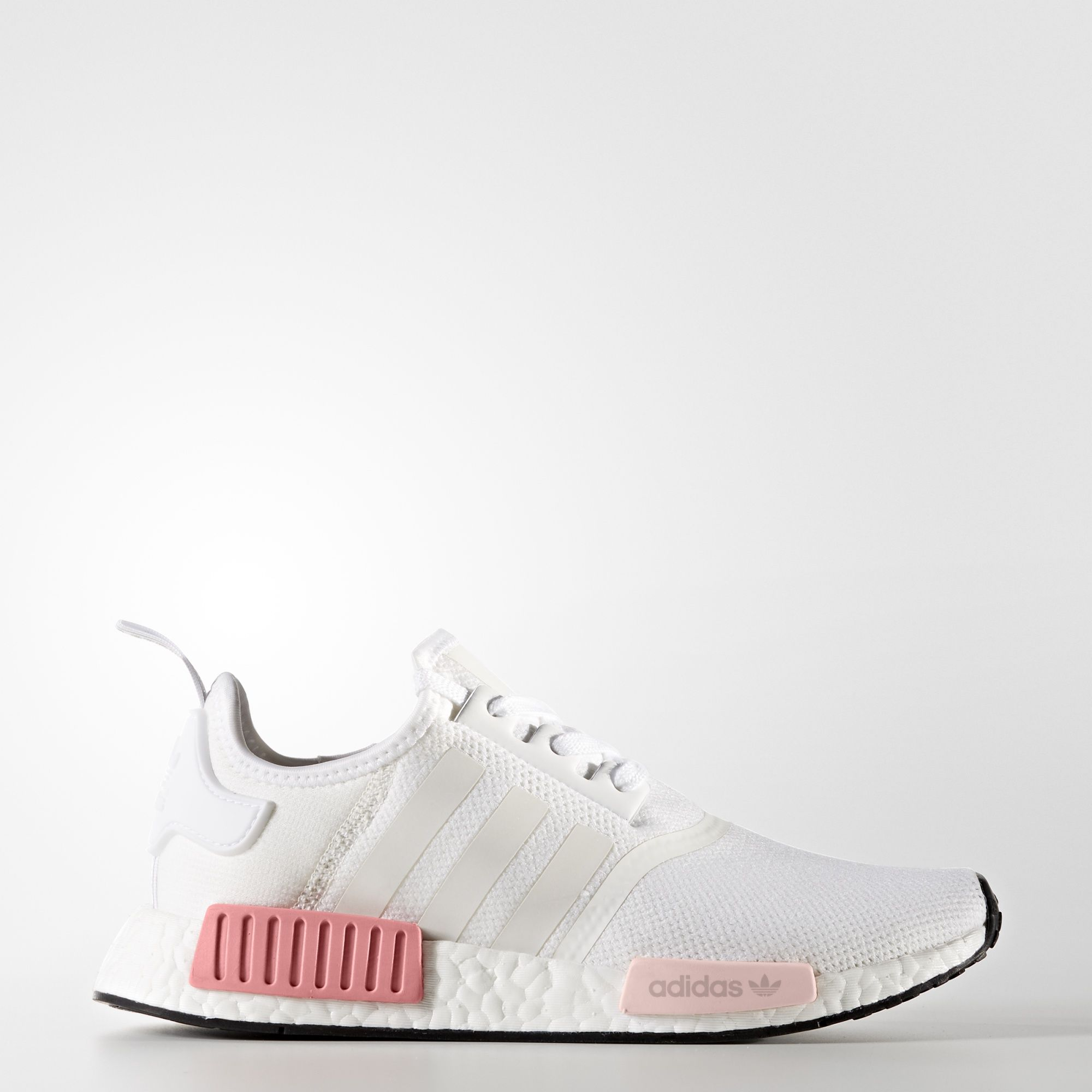 adidas nmd femme blanche et rose