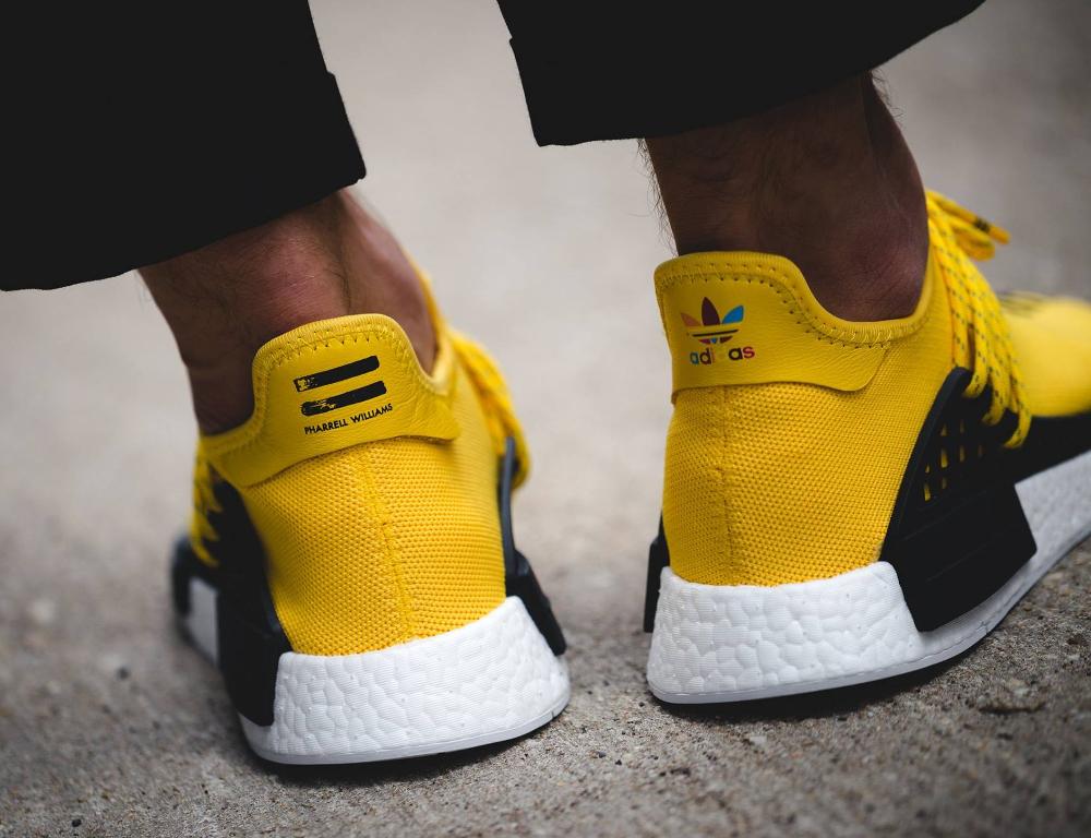 adidas nmd r1 enfant jaune online
