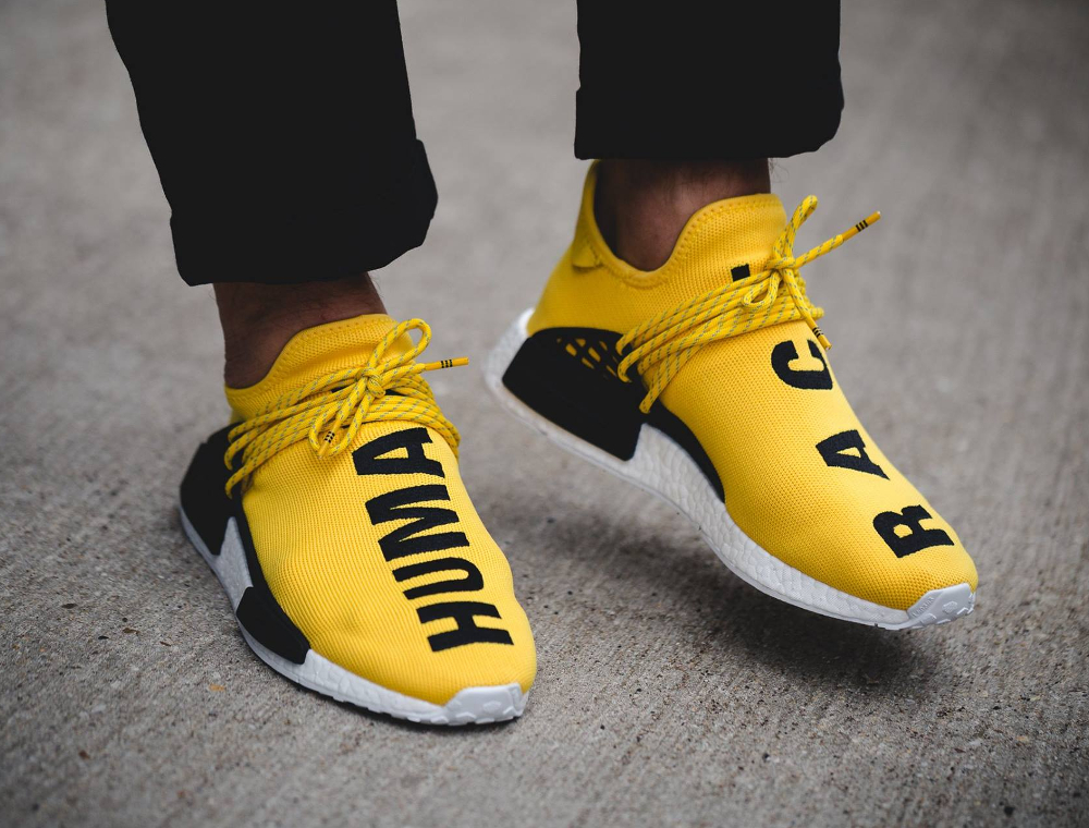 human race jaune online