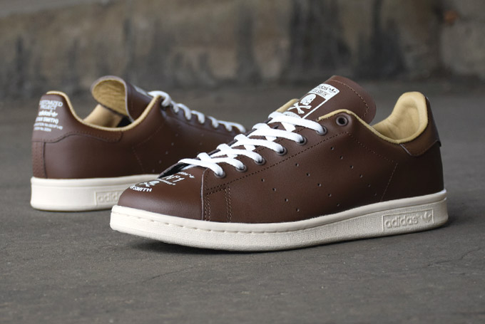 Adidas Marron 2 Chaussures Stan Smith mN08nw