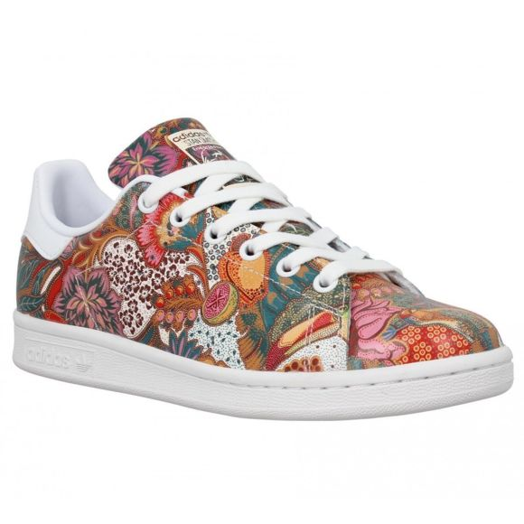 adidas stan smith femme multicolore