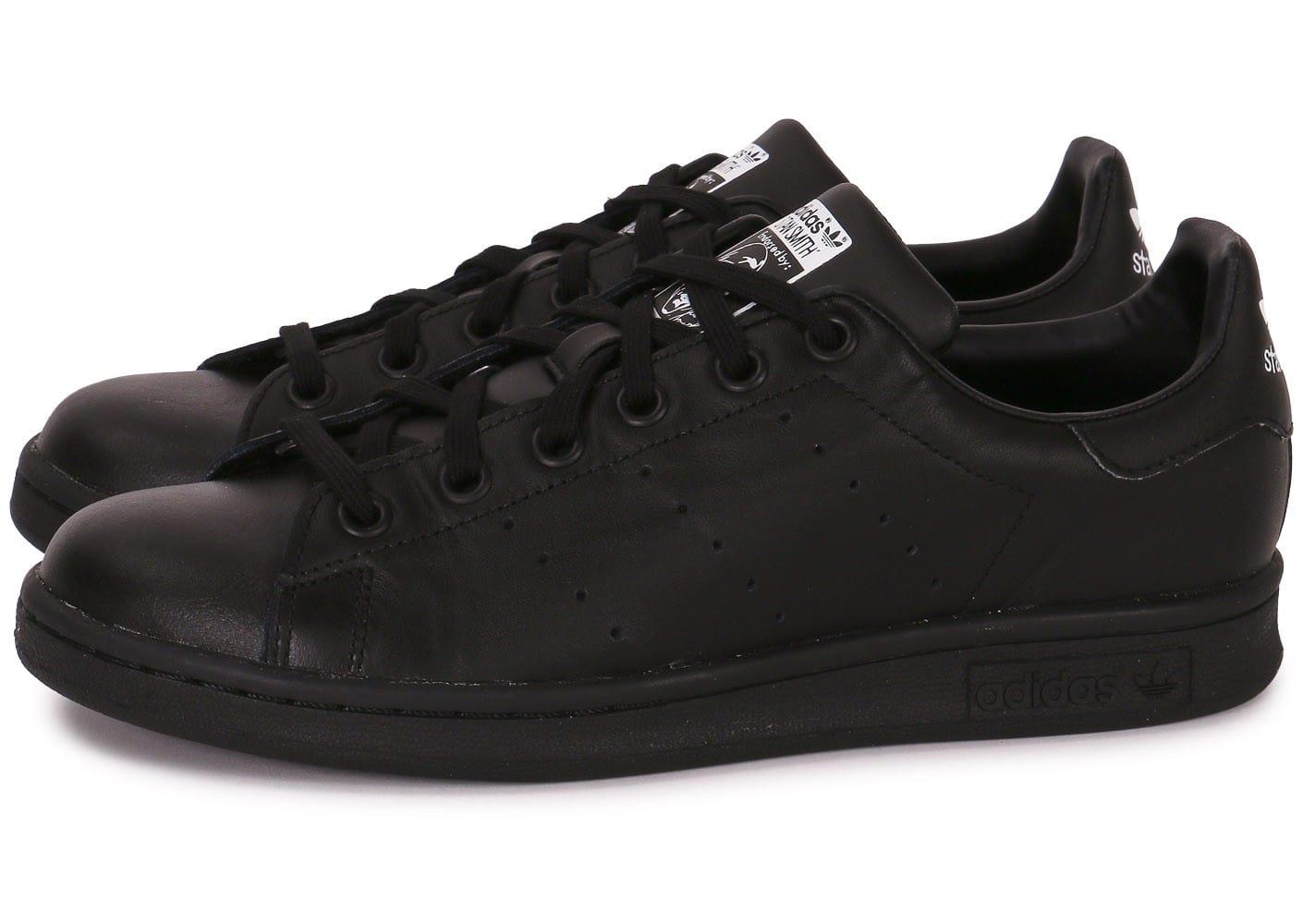 adidas stan smith noir soldes