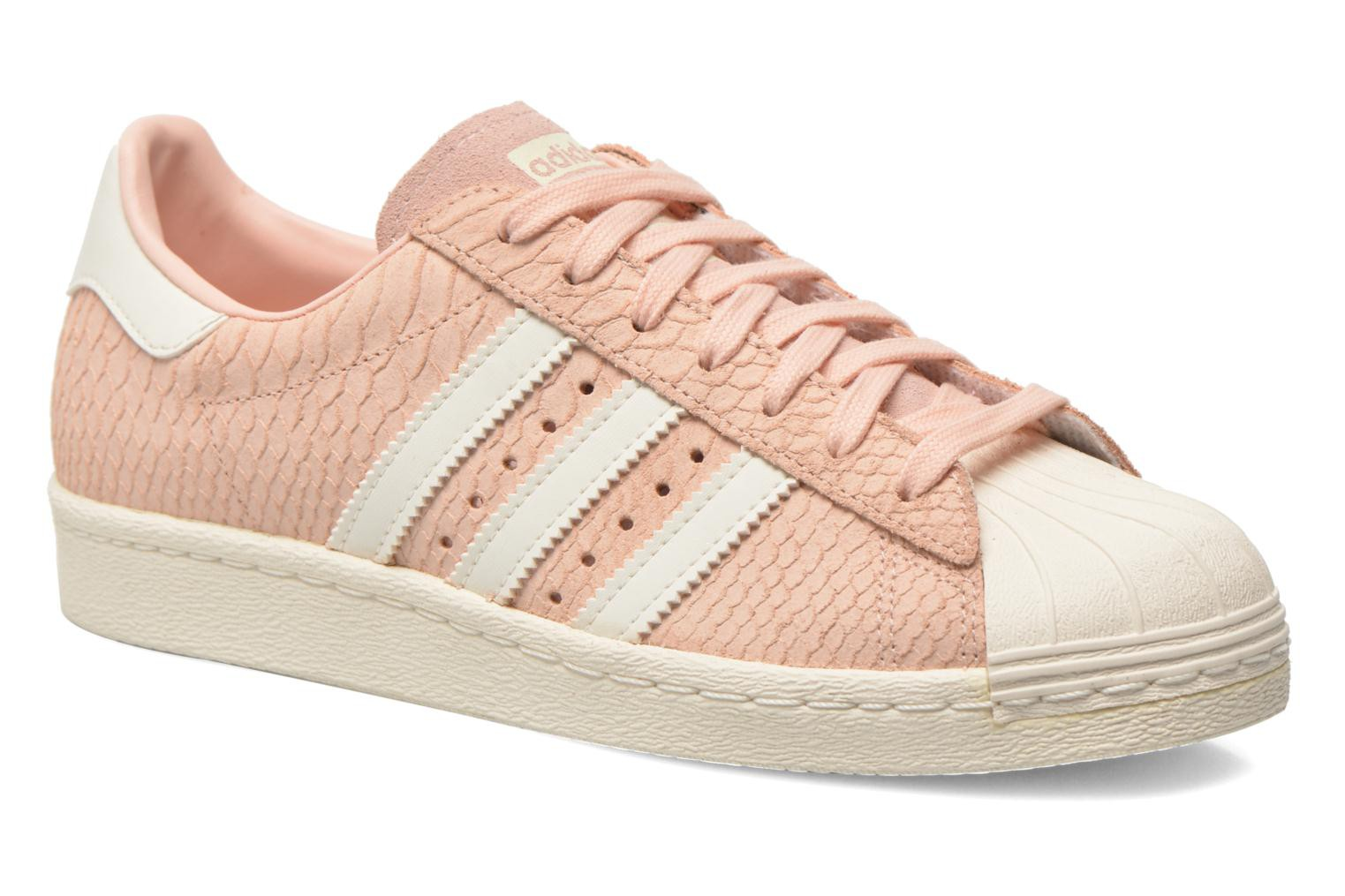adidas superstar croco rose