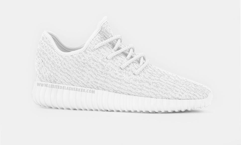 adidas yeezy boost blanche