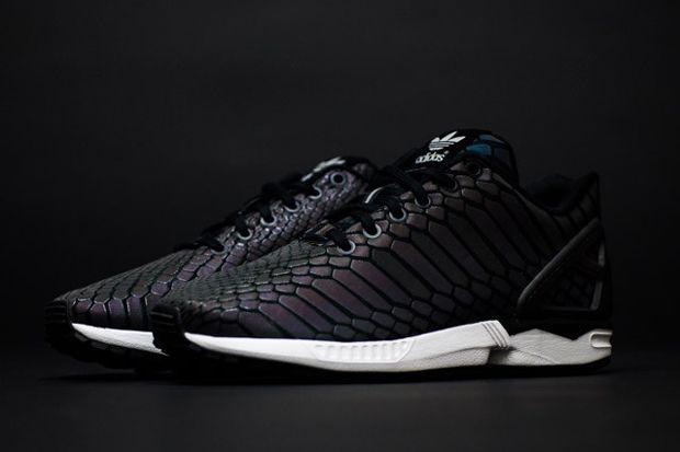 adidas zx flux xeno noir