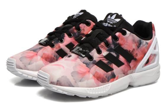 des chaussures adidas pour fille