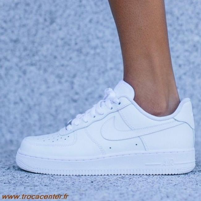 air force 1 nike blanc
