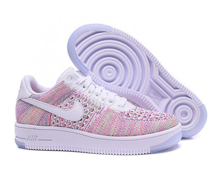 air force one flyknit femme