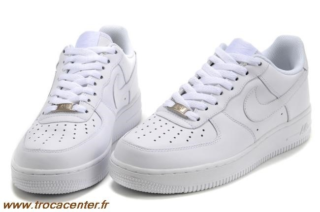 nike air force one blanche basse pas cher