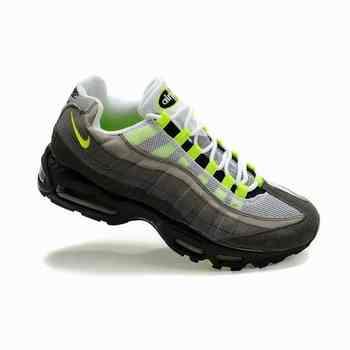 air max 95 gris vert