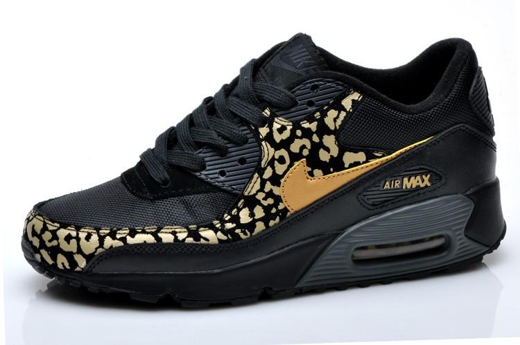 air max fille leopard