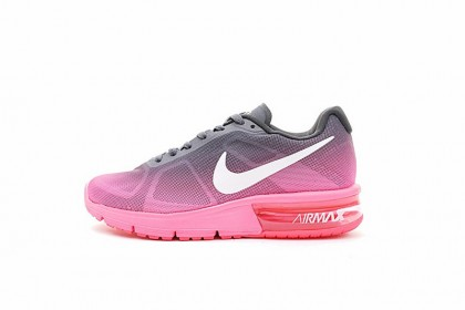 air max sequent 2 rose