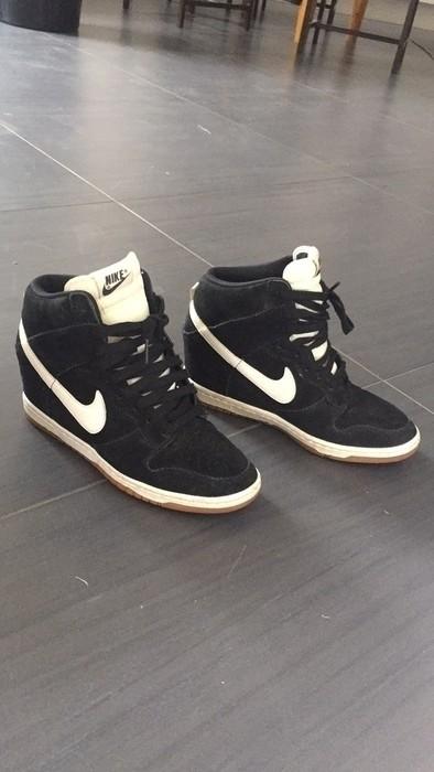 Basket Talon Compensé Nike Shop Clothing Shoes Online