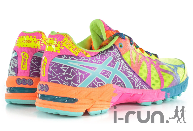 chaussure pour courir femme asics